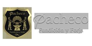 Logo Pachecho Fundición y Forja